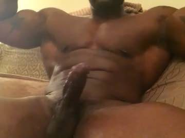 Black Gay Master Chat Session